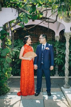 A Red Dress and A Tea Ceremony for a Chinese Bride and her Rooftop Wedding in London | Love My Dress® UK Wedding Blog
