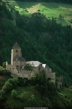 Medieval Reifenstein Castle ~ built c.1100,