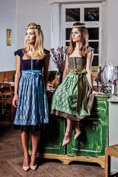 JAN&INA Designer Dirndl & Trachten Kollektion H/W 2016 › JAN&INA Trachten
