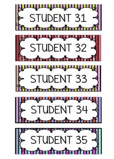 We all love Classroom Decorations, Class Management and Labels! This product has all the above and MORE!Check it out!