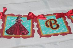Princess Elena of Avalor bannerElena of Avalor by JoSeasonsCrafts