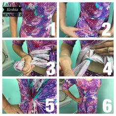 Quickly and easily shorten your LuLaRoe Ana by a few inches. All you need is a hair tie. Find more Ana dress in my group. Www.facebook.com/groups/lularoekeshiawenninger