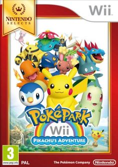 buy now   									£17.99 									  									Get ready to run, jump, and smash your way through Pikachu's latest action-packed adventure for all ages with PokePark Wii: Pikachu's Adventure. Playing as Pikachu, you must  ...Read More