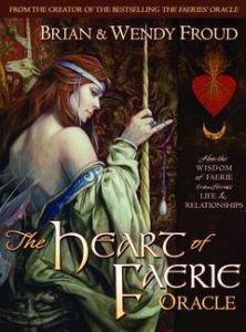 HEART OF FAERIE ORACLE -Just purchased this deck....can't wait to discover the faerie realm.