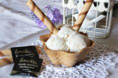 Gelato alla vaniglia - Ricetta base