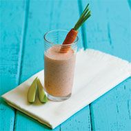 Carrot Ginger Apple Smoothie Recipe http://whtc.co/af74