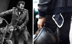 Custom bike heroes | The Look | The Journal|MR PORTER