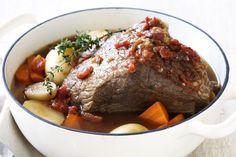 Beef roast slow cooker