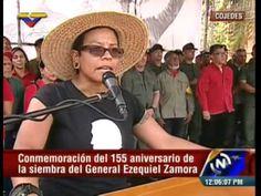 Gobernadora de Cojedes hizo un llamado a mantener unión revolucionaria