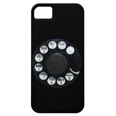 Rotary Phone iPhone 5 Case