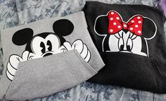 His and Hers disney sewaters