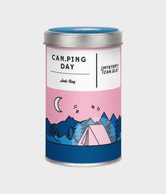 Pink and blue. Page Layout Design, Web Design, Label Design, Branding Design, Graphic Design, Craft Packaging, Cool Packaging, Tea Packaging, Tea Brands