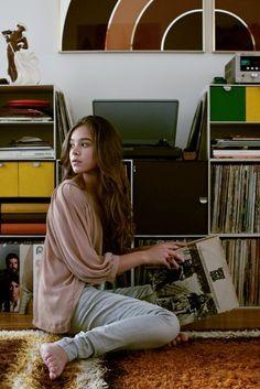 Hailee Steinfeld, October 2011