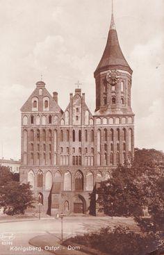 Königsberg Pr. Dom 1930