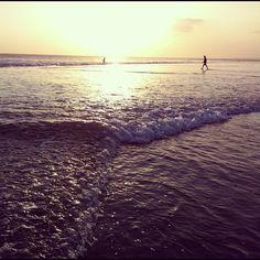 Seminyak Beach in Badung, Bali