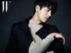 Because his movie Scarlett Innocence will have its wide release in October, wemight be seeing more of Jung Woo Sung in a number of October publications. For next month's W Korea, the actor s…