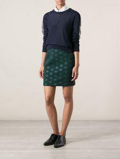 Stella Mccartney Polka Dot Skirt - Larizia - Farfetch.com