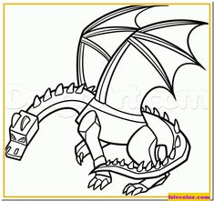 minecraft dragon coloring pages printable and coloring book to print for free. Find more coloring pages online for kids and adults of minecraft dragon coloring pages to print. Coloring Pictures For Kids, Coloring Pages For Boys, Cartoon Coloring Pages, Free Printable Coloring Pages, Free Coloring Pages, Coloring Sheets, Coloring Books, Minecraft Ender Dragon, Minecraft Art