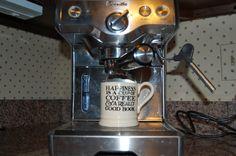 Best home espresso machine review.