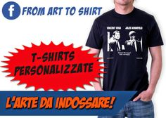 Enrico Sordi: Vincent Vega & Jules Winnfield La T-Shirt!