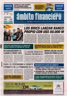 OpinionPublicaSantafesina(ops): diarios de la argentina de hoy 16 de julio