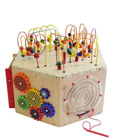 Children love the Anatex Six-Sided Play Cube. It makes doctor offices visits fun. The kids in your waiting area will love playing with this activity cube & educational toy. The six-sided play cube has Toddler Toys, Toddler Activities, Fun Activities, Kids Toys, Toddler Preschool, Special Needs Toys, Special Kids, Activity Cube, Activity Centers