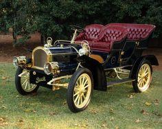 1905 Buick Model C - (Buick Motor Division Detroit, Michigan 1899-present) Veteran Car, Old Cars, Flint Michigan, Detroit Michigan, Retro Cars, Vintage Cars, Classic Cars, Buick Models, Buick Cars