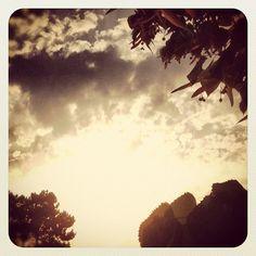 "@mauroparolo's photo: ""#ig #iphonesia #iphone #tramonto #sunset"""