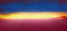 Beautiful simplified horizon in this minimalist sunrise composition, Kellice!