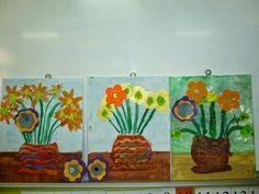 Δημιουργώ και Χαίρομαι: Γνωρίζοντας το Van Gogh
