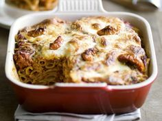 7 x Comfort Food American Test Kitchen, Penne, Kids Menu, Chicken Tortilla Soup, Recipe Images, Fall Recipes, Pasta Recipes, Macaroni And Cheese, Catering