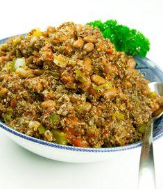 Top 10 Healthy Quinoa Recipes