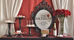 """The Bachelor"" Viewing Party Bachelorette Party Quotes, Bachelorette Finale, Bachlorette Party, Bachelorette Party Decorations, Abc The Bachelor, Bachelor Games, Bachelor Night, After The Final Rose, Party Planning"