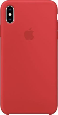 Shop Apple iPhone® XS Max Silicone Case (PRODUCT)RED at Best Buy. Apple Iphone 6, Apple Ipad, Unicorn Iphone Case, Iphone Leather Case, Samsung, New Ipad, Iphone Models, Ipad Mini, Ipad Case