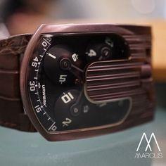 Urwerk UR-103.08. What else is there to say? Great looking watch.