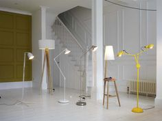 From quirky to traditional floor lamps #habitat