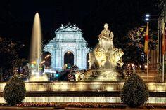 EL Madrid de Carlos III jmcalvos arquitectura