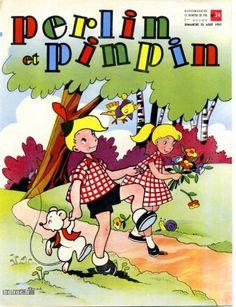 N° 34 - 1957 Couverture par : Marie-Mad Titounet : Titounet et Toufou