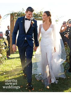 The couple wed on October 31, 2015, at El Capitan Canyon, a rustic resort near Santa Barbara, California
