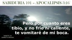 APOCALIPSIS 3:16 - MARIETTA, GA