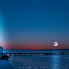 Lua Cheia...Alcochete.
