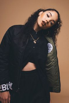 LA based bad gyalz streetwear brand HLZBLZ pays tribute to 90's cult-classic film Mi Vida Loca for the first installment of its spring '16 collection.