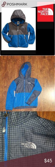 THE NORTH FACE DENALI BOYS JACKET SZ M 10-12 GREAT CONDITION!! PLEASE FEEL FREE TO MAKE AN OFFER!! The North Face Jackets & Coats