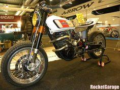 Yamaha XT500 Turbo - RG Racing (it)