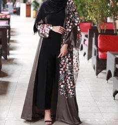 IG: Sohamt.Collection || IG: BeautiifulinBlack || Abaya Fashion ||
