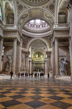 Pantheon - Paris, France