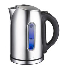 Ovente KS88 1.5L Brushed Stainless Steel Digital Temperature Control Kettle