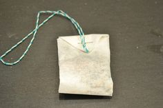 DIY teabags from coffee filters: a NellieBellie tutorial