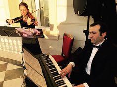 Música Bodas Albacete Músicos profesionales 670666472 - Mayo 2016 -  Piano & Violín