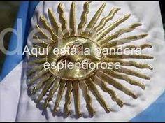 Marcha Mi Bandera. VIDEO En: https://www.youtube.com/watch?v=iut7hEK0tq8